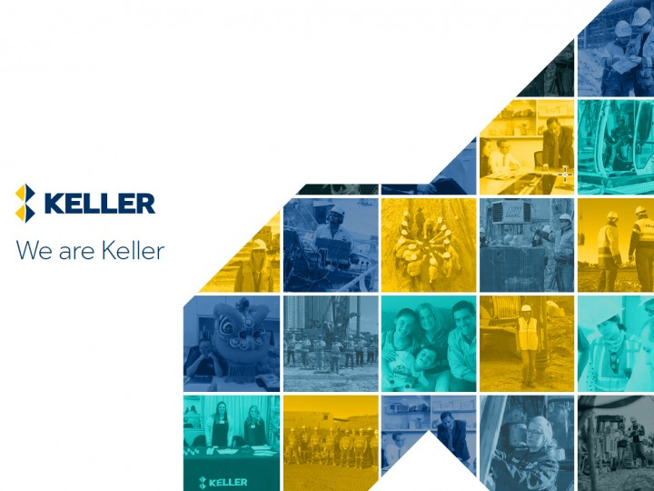 Front page of the Keller Diversity & Inclusion booklet